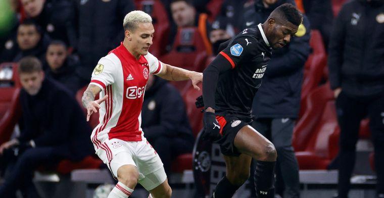 Perez analyseert PSV: 'Slaagt in Engeland eerder dan Rosario of Van de Beek'
