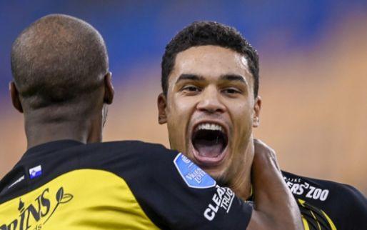 Vitesse blijft meedoen om kampioenschap: misser Kerk breekt Utrecht op