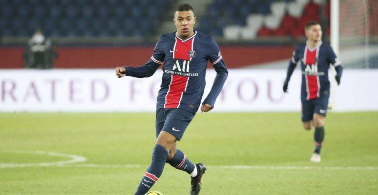 AS: Real stelt 'la fórmula Mbappé' op en denkt aan sensationele transfer