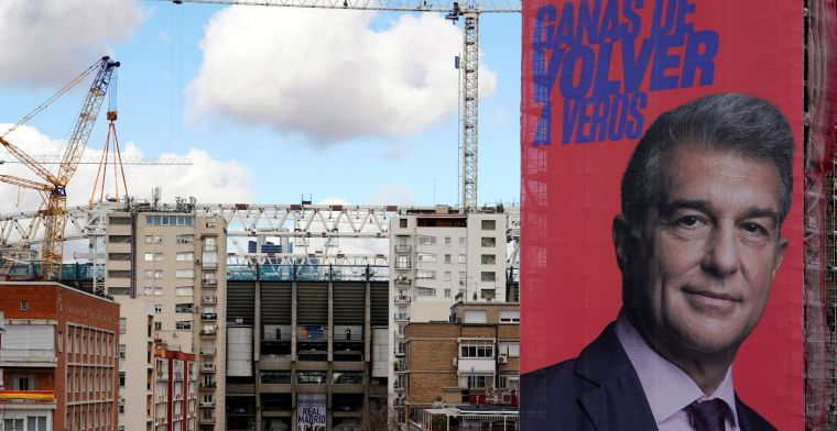 Vier presidentskandidaten over bij Barça, Laporta heeft beste papieren