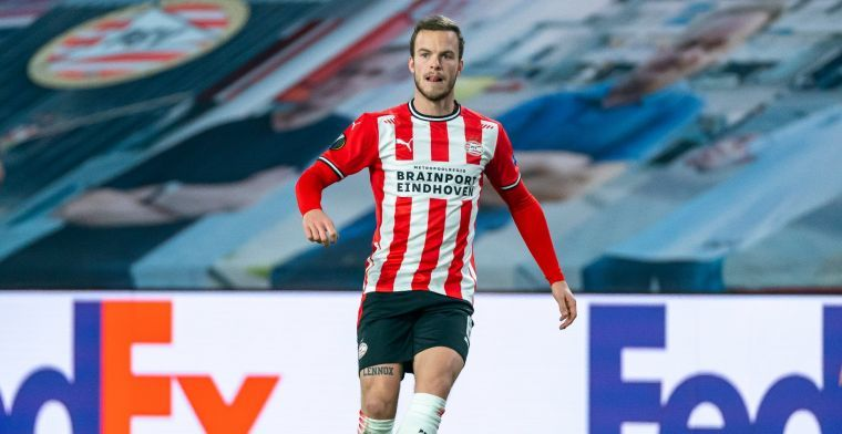 PSV neemt afscheid van Hendrix: akkoord met Spartak Moskou over transfer