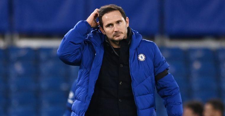 Sky Sports: Abramovich wil hulp oude bekende inschakelen voor Lampard