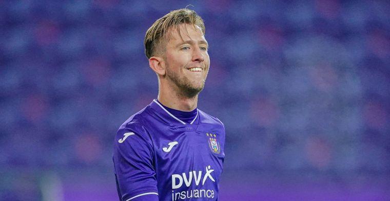 Kompany wil Vlap niet afschrijven bij Anderlecht: Ik maak een objectieve analyse