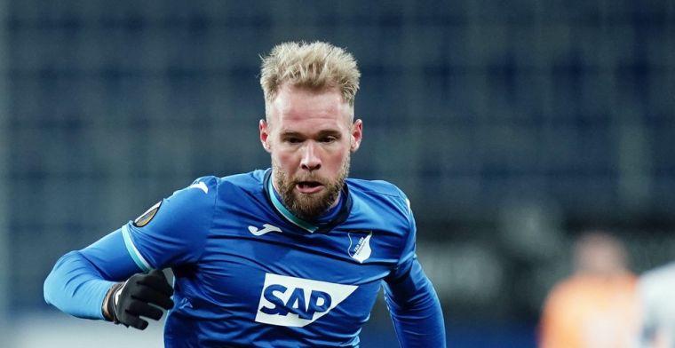 OFFICIEEL: Standard heeft nieuwe spits beet, Klauss komt over van Hoffenheim