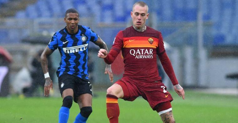 'AS Roma wil spoedig om de tafel met Karsdorp, Mkhitaryan en Pellegrini'