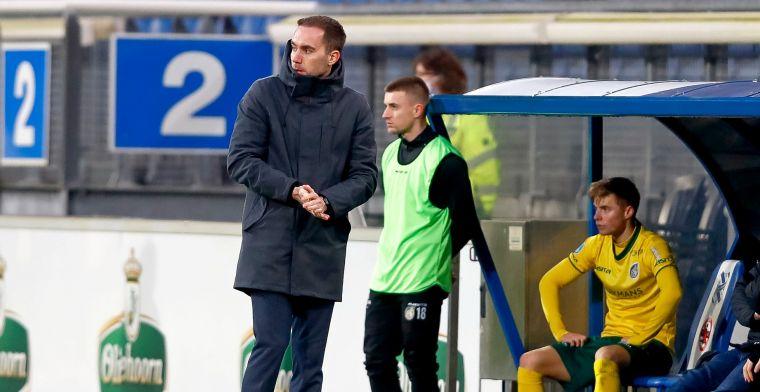 LIVE-discussie: Fraser wisselt Feyenoord-huurling weer tegen Fortuna in vorm
