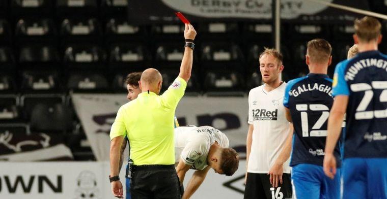 Rooney rolt rode loper uit voor begeerde Te Wierik: We laten het aan hem