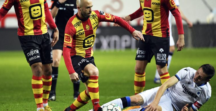 Defour is duidelijk voor vanavond: Hij was dit seizoen in Europa ook outstanding