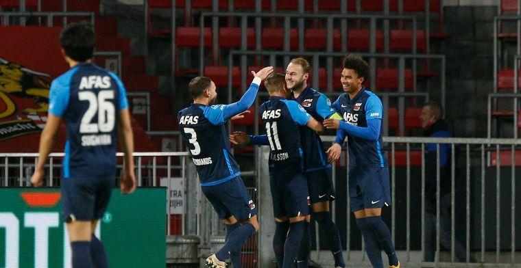 LIVE: AZ verrast PSV en zet sterke reeks in topduels overtuigend voort (gesloten)
