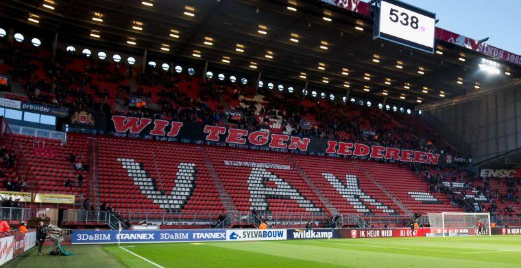 Twente vraagt fans af te zien van compensatie: 'Heeft anders grote gevolgen'