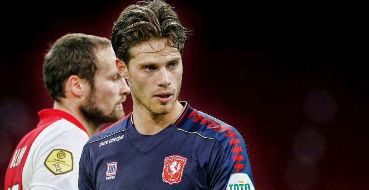 Pierie ging met doel naar Ajax: 'Wilde dat in een stroomversnelling laten gaan'