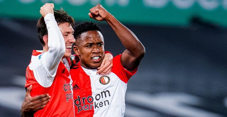 LIVE: Oerdegelijk Feyenoord als nummer twee op weg naar Klassieker (gesloten)
