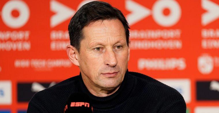 Schmidt hekelt PSV-spelers en maakt vier uitzonderingen: 'Zij waren wél top'