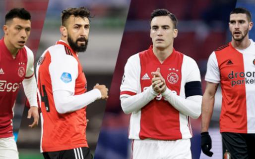 Klassieker kleurt blauw-wit: 'Martínez is geen voetballer voor de bank van Ajax'