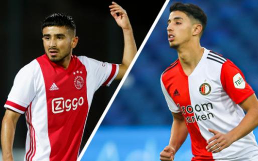 Talentenfabrieken Ajax en Feyenoord: deze spelers schitteren spoedig in Klassieker