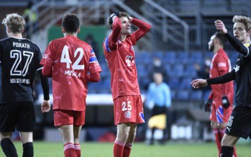 Afbeelding: Müller ruziet met lachende verslaggever: 'Natuurlijk heb je gelachen!'