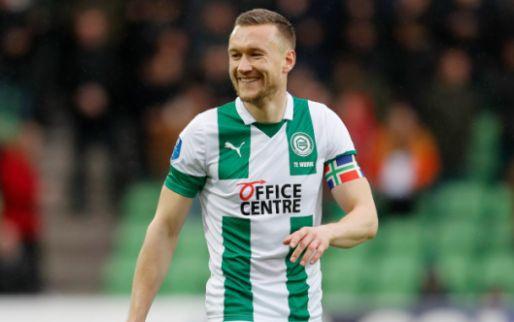 Afbeelding: 'FC Groningen troeft drie clubs af en sluit Te Wierik weer in de armen'