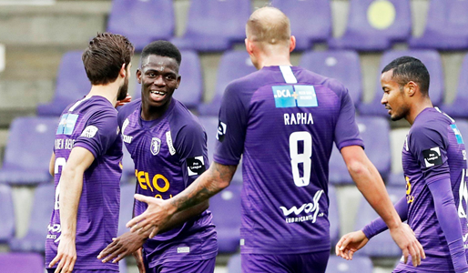 Afbeelding: Coulibaly na interesse van Milan: