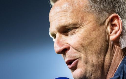 """Afbeelding: Van den Brom gaat voor de lange termijn: """"Genk is een grote, rijke club met visie"""
