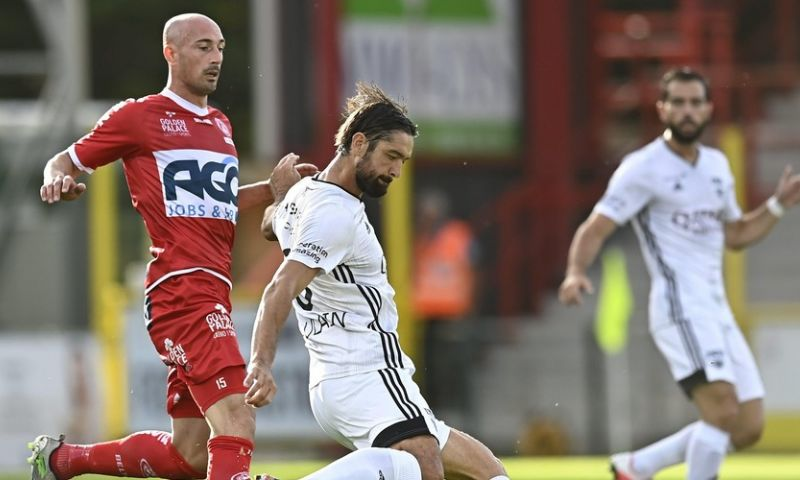 Afbeelding: 'Lepoint verlaat KV Kortrijk, maar vindt een nieuwe club in België'
