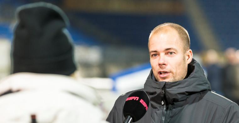 Buijs bevestigt komst Te Wierik en maakt excuses aan El Messaoudi: 'Mijn valkuil'