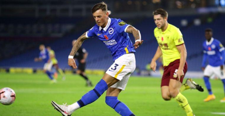 Brighton-verdediger moet defensieve zorgen Liverpool verlichten