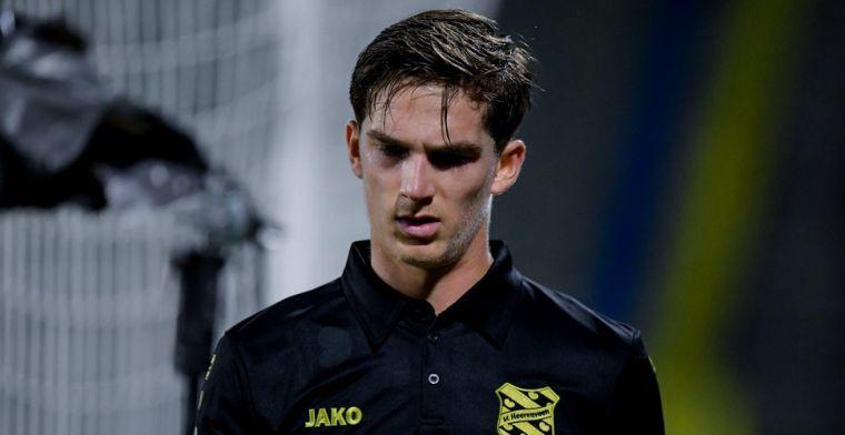 'Heerenveen laat Dewaele niet gaan, nog geen terugkeer naar Anderlecht'