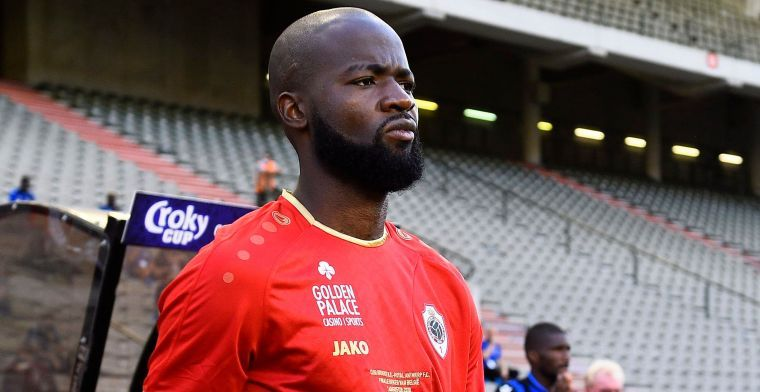 UPDATE: 'Lamkel Zé krijgt harde taal te horen van Antwerp-fans'