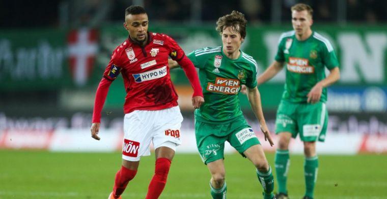 FC Den Bosch berust in bliksemvertrek Lumu: 'Daar geeft hij nu de voorkeur aan'