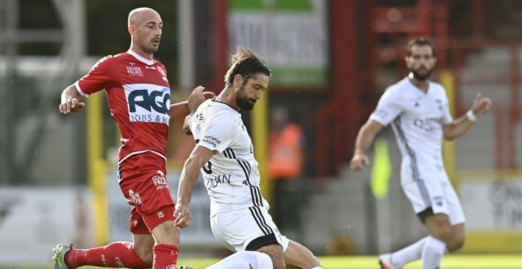 'Lepoint verlaat KV Kortrijk, maar vindt een nieuwe club in België'