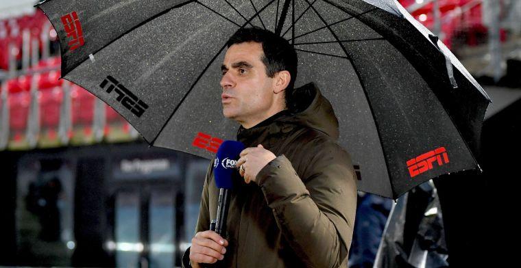 Perez kritisch: 'Mager voor iemand die werd uitgeroepen tot 'the next big thing''