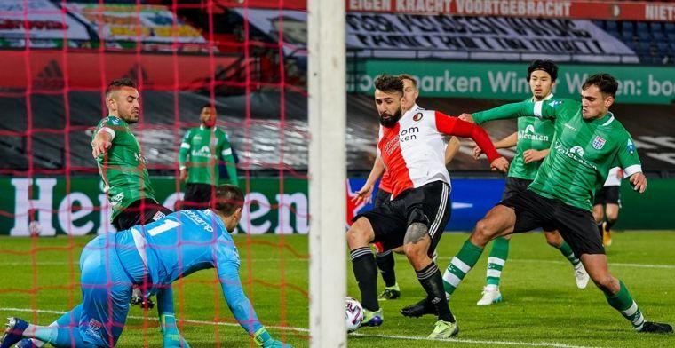 Pratto 'geen gevreesde doelpuntenmachine': 'Plek op de bank zijn lot tegen Ajax'