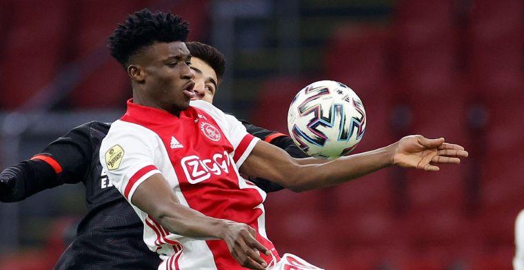 Telegraaf: Ajax neemt geen enkel risico met Kudus na 'ultralichte reactie'