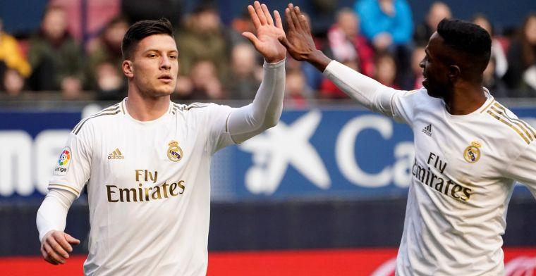 Jovic krijgt voorkeur boven Zirkzee en Lammers: Real Madrid-flop keert terug