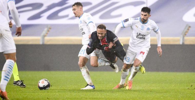 Ruzie tussen Neymar en González laait weer op: 'Geleerd vuilnis buiten te zetten'