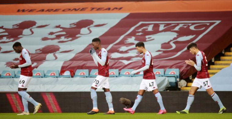 Corona-explosie zorgt voor volgende afgelasting voor Aston Villa van El Ghazi