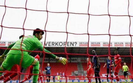 'Antwerp dan toch dicht bij De Wolf, KAS Eupen wil Belgische vervanger'