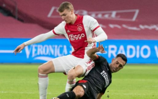 'Ik denk dat we kunnen concluderen dat de tijd van Schuurs bij Ajax over is'