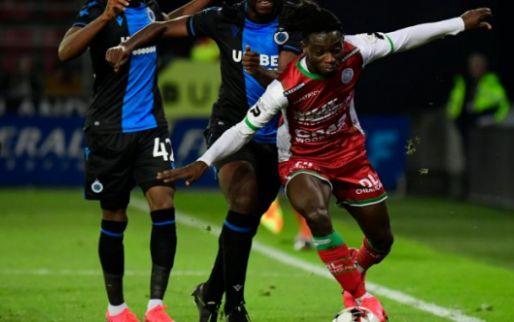 Onlangs gegeerd door Belgische topclub, nu elders aan de bak: huurling Mensah
