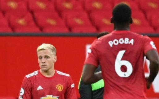 Afbeelding: Pogba knokt zich terug in basis Man Utd: