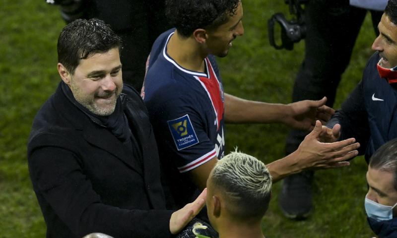 Afbeelding: 'Topsalaris voor Pochettino: duurste trainer in geschiedenis van PSG'