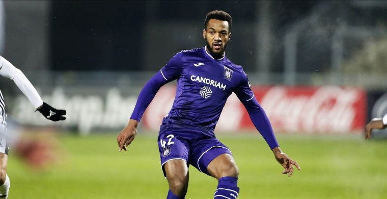 Delcroix slikt nederlaag bij Anderlecht: Ik wil niemand de schuld geven