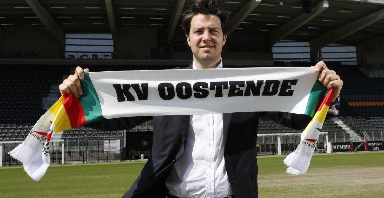 """KV Oostende legt coronaproblemen uit: """"Zullen tegen KV Kortrijk 11 spelers hebben"""