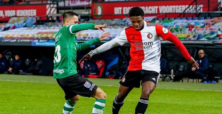 Waarom het zo vaak misgaat met Feyenoord tegen Ajax? Ik weet het niet