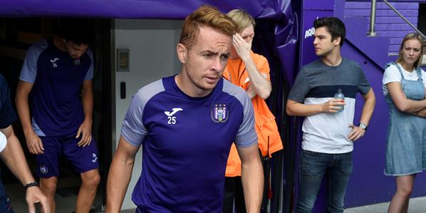 'Trebel mag zaterdag wél zijn comeback maken voor Anderlecht'