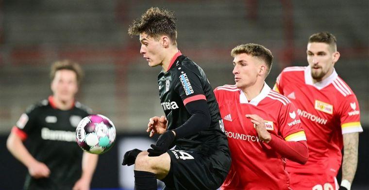 Mini-crisis voor Bosz: Leverkusen kan al vier wedstrijden op rij niet meer winnen