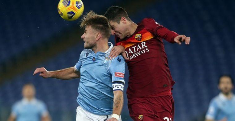 Lazio haalt uit in Derby della Capitale en vernedert titelkandidaat Roma