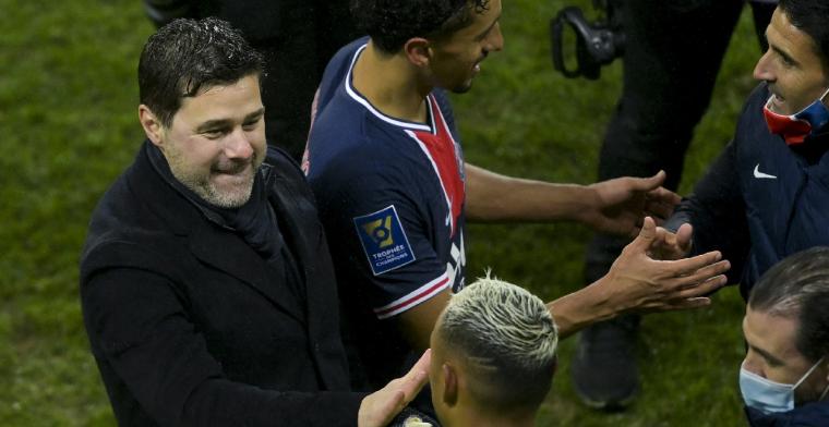 'Topsalaris voor Pochettino: duurste trainer in geschiedenis van PSG'