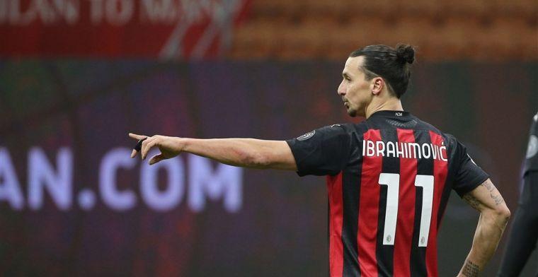 Ibrahimovic (39) weet van geen ophouden: 'We praten over contractverlenging'