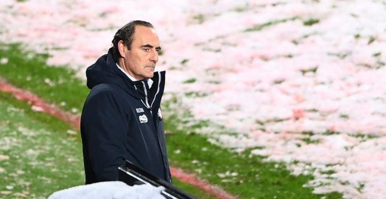 Vanderhaeghe spreekt over geruchten over vertrek bij KV Kortrijk